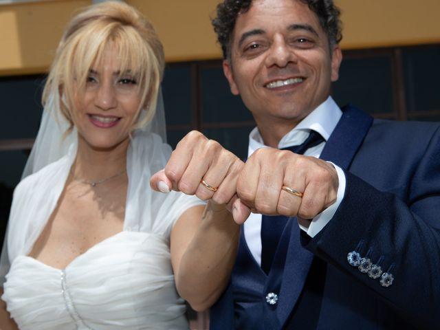 Il matrimonio di Fabio e Sandra a Tortoreto, Teramo 33
