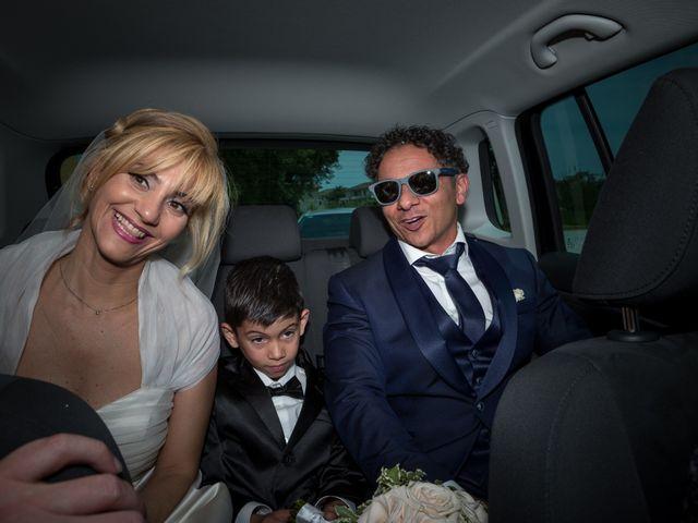 Il matrimonio di Fabio e Sandra a Tortoreto, Teramo 34