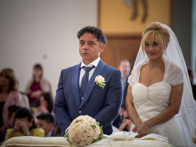 Il matrimonio di Fabio e Sandra a Tortoreto, Teramo 42