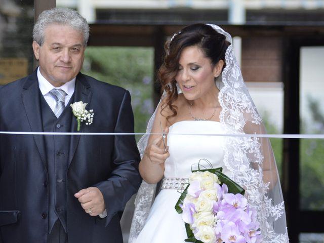 Il matrimonio di Yeray e Antonella a Foggia, Foggia 8
