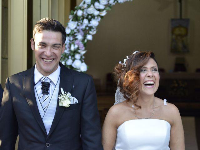 Il matrimonio di Yeray e Antonella a Foggia, Foggia 12