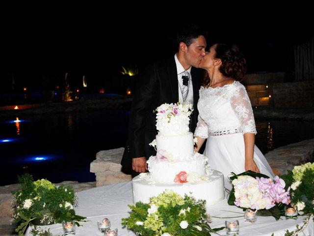 le nozze di Antonella e Yeray