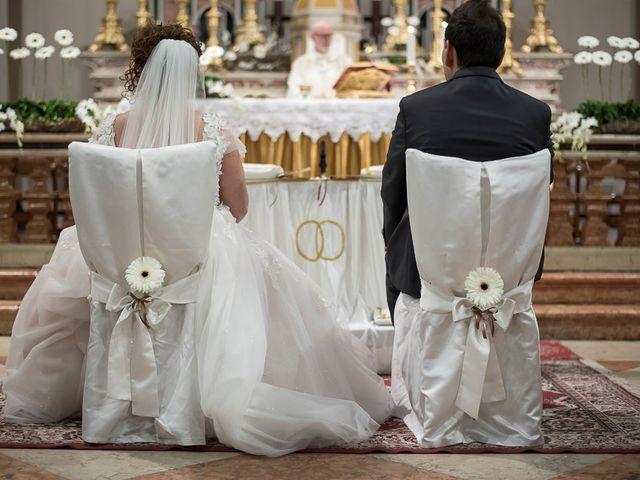 Il matrimonio di Girolamo e Anna a Santa Maria di Zevio, Verona 25