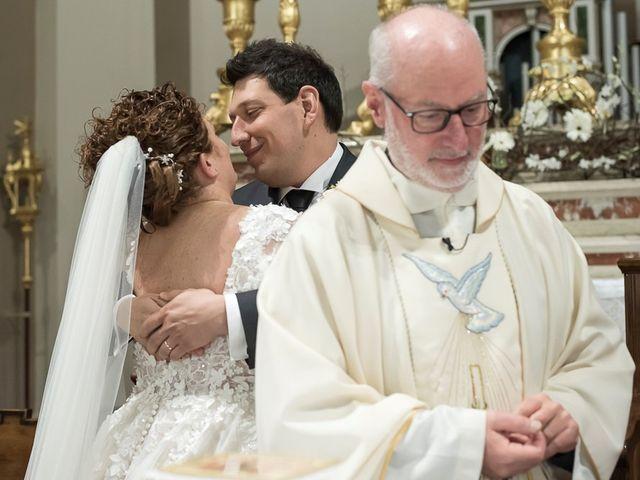 Il matrimonio di Girolamo e Anna a Santa Maria di Zevio, Verona 1