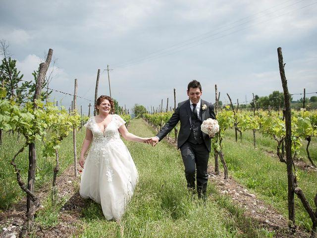 Il matrimonio di Girolamo e Anna a Santa Maria di Zevio, Verona 44
