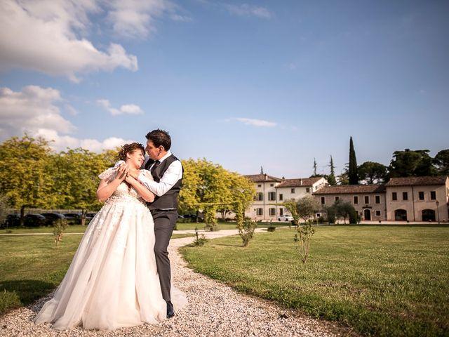 Il matrimonio di Girolamo e Anna a Santa Maria di Zevio, Verona 64