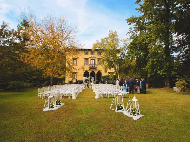 Il matrimonio di Federica e Andrea a Lucca, Lucca 8