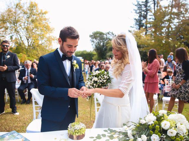 Il matrimonio di Federica e Andrea a Lucca, Lucca 12