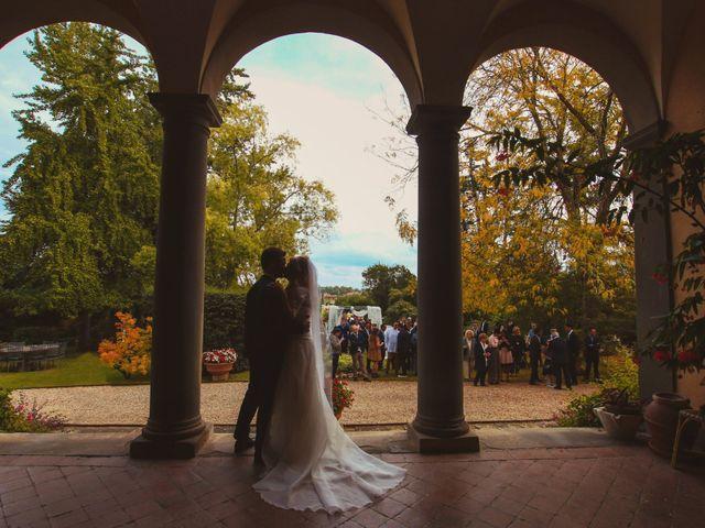 Il matrimonio di Federica e Andrea a Lucca, Lucca 1