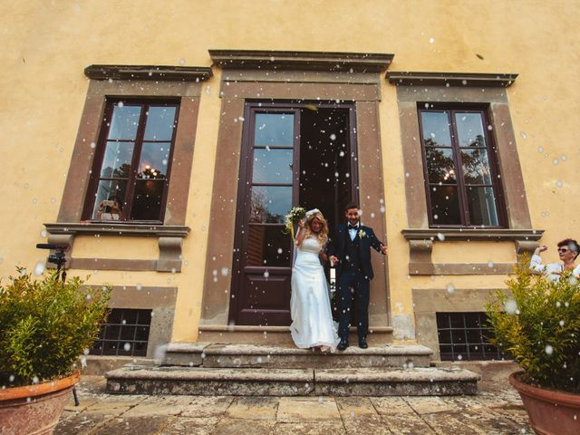Il matrimonio di Federica e Andrea a Lucca, Lucca 14