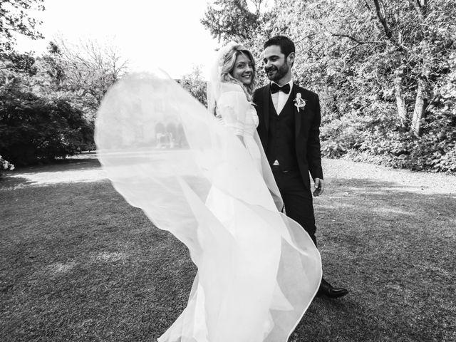 Il matrimonio di Federica e Andrea a Lucca, Lucca 16