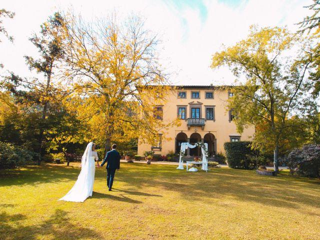 Il matrimonio di Federica e Andrea a Lucca, Lucca 17
