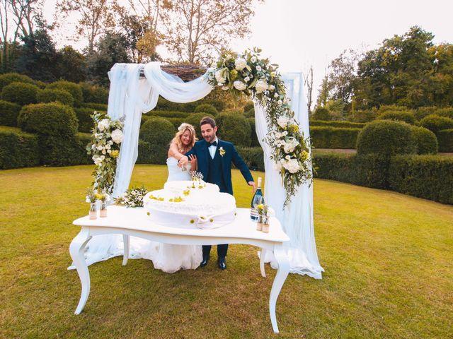 Il matrimonio di Federica e Andrea a Lucca, Lucca 31