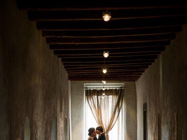 Il matrimonio di Claudio e Giulia a Bariano, Bergamo 3