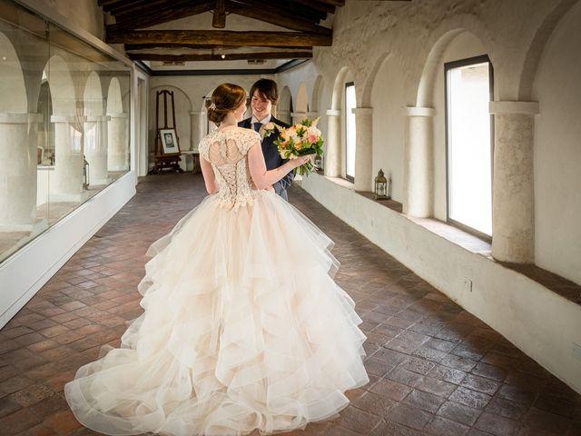 Il matrimonio di Claudio e Giulia a Bariano, Bergamo 4