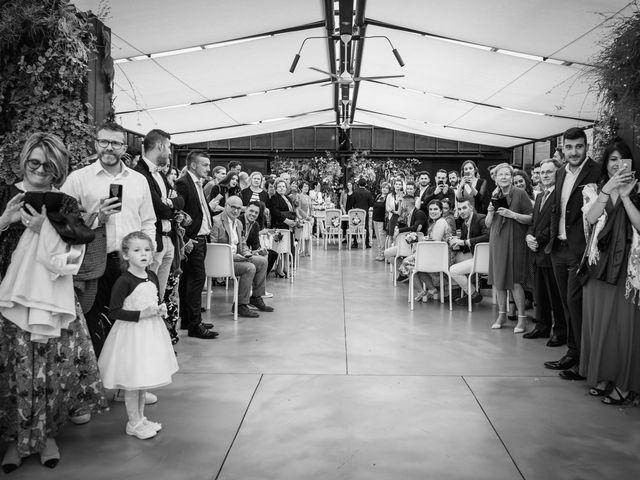 Il matrimonio di Claudio e Giulia a Bariano, Bergamo 18