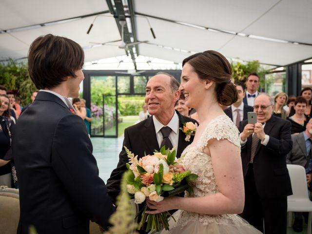 Il matrimonio di Claudio e Giulia a Bariano, Bergamo 19