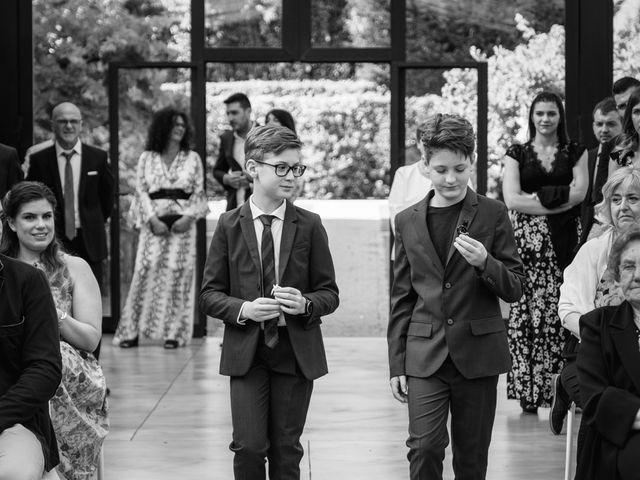 Il matrimonio di Claudio e Giulia a Bariano, Bergamo 20