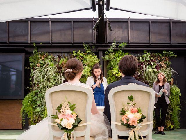 Il matrimonio di Claudio e Giulia a Bariano, Bergamo 21