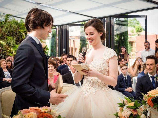 Il matrimonio di Claudio e Giulia a Bariano, Bergamo 22