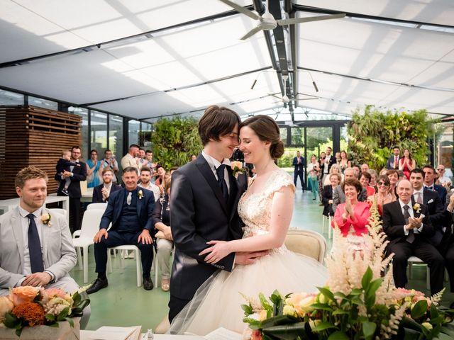 Il matrimonio di Claudio e Giulia a Bariano, Bergamo 23