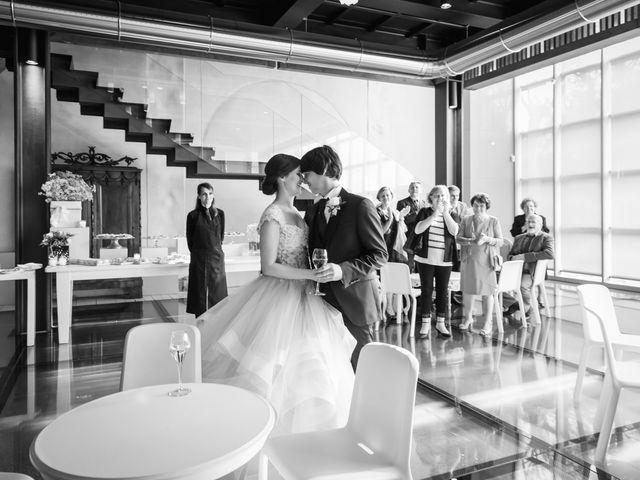 Il matrimonio di Claudio e Giulia a Bariano, Bergamo 29