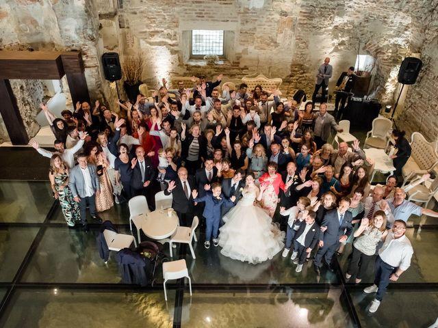 Il matrimonio di Claudio e Giulia a Bariano, Bergamo 31