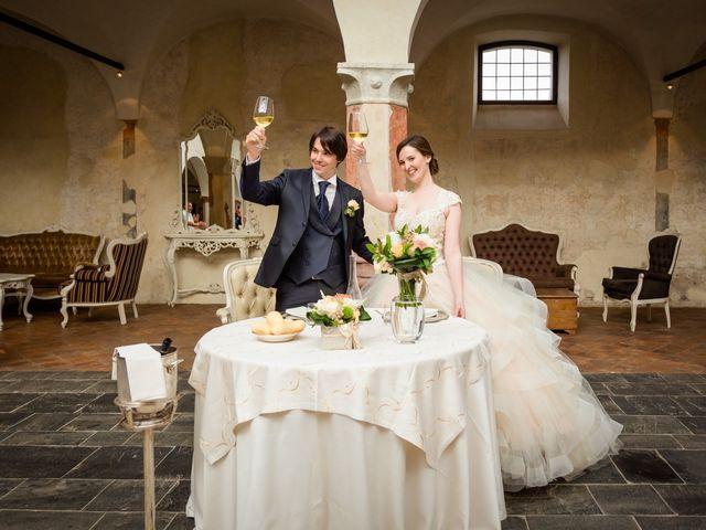 Il matrimonio di Claudio e Giulia a Bariano, Bergamo 32