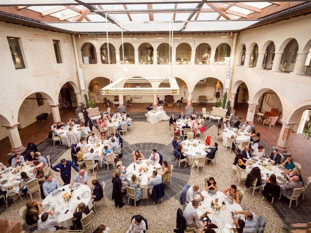 Il matrimonio di Claudio e Giulia a Bariano, Bergamo 33