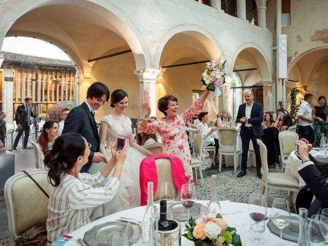 Il matrimonio di Claudio e Giulia a Bariano, Bergamo 34