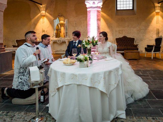 Il matrimonio di Claudio e Giulia a Bariano, Bergamo 35