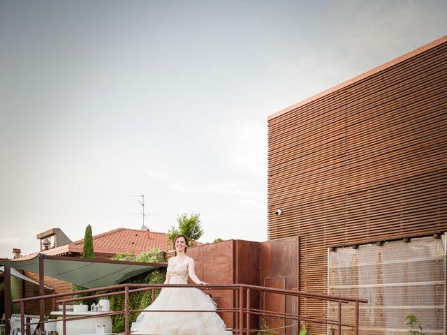 Il matrimonio di Claudio e Giulia a Bariano, Bergamo 37