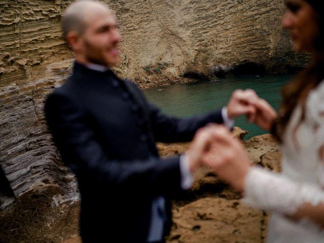 Il matrimonio di Angela e Camillo a Pozzuoli, Napoli 29