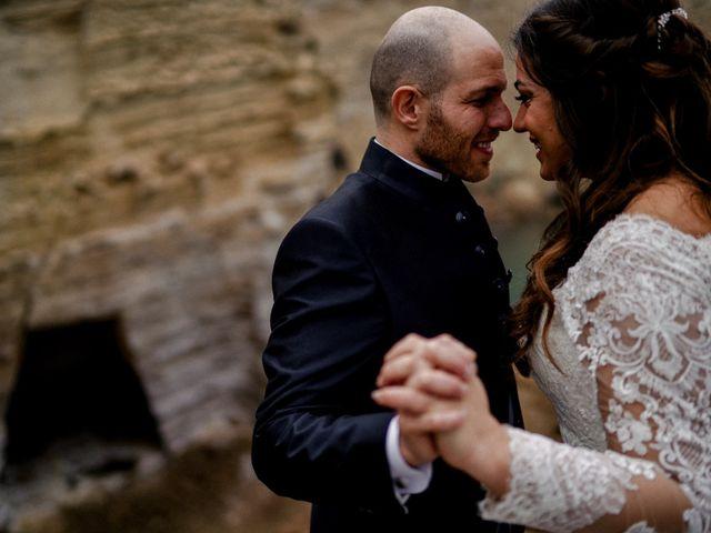 Il matrimonio di Angela e Camillo a Pozzuoli, Napoli 30
