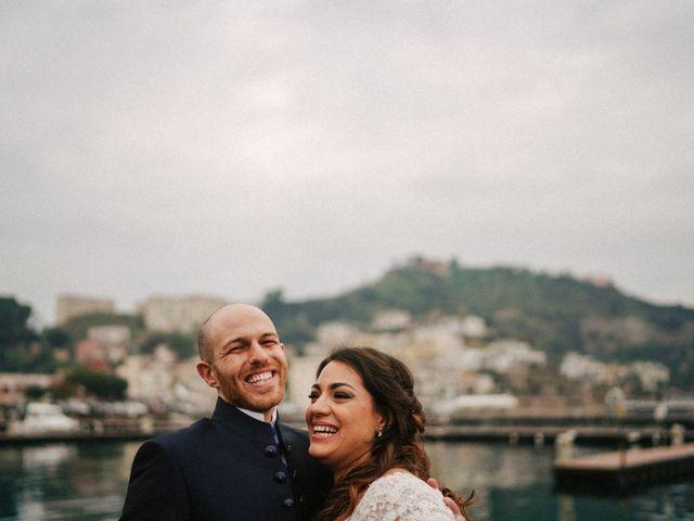 Il matrimonio di Angela e Camillo a Pozzuoli, Napoli 32