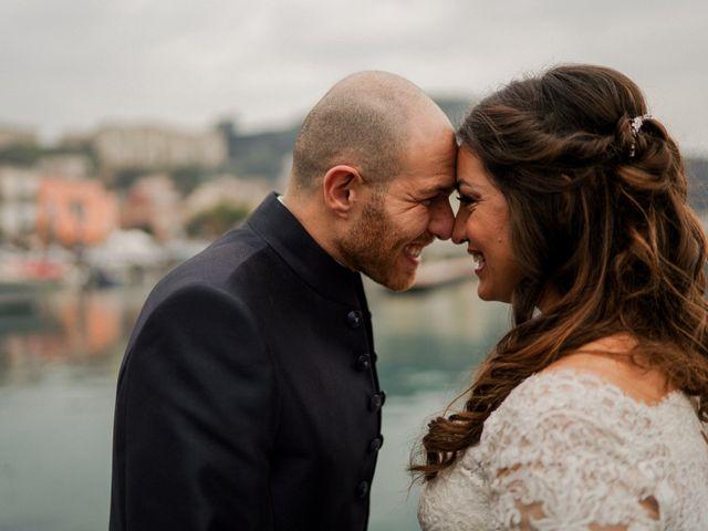 Il matrimonio di Angela e Camillo a Pozzuoli, Napoli 36