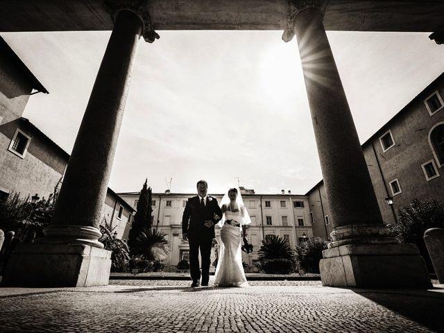 Il matrimonio di Marco e Gloria a Roma, Roma 9