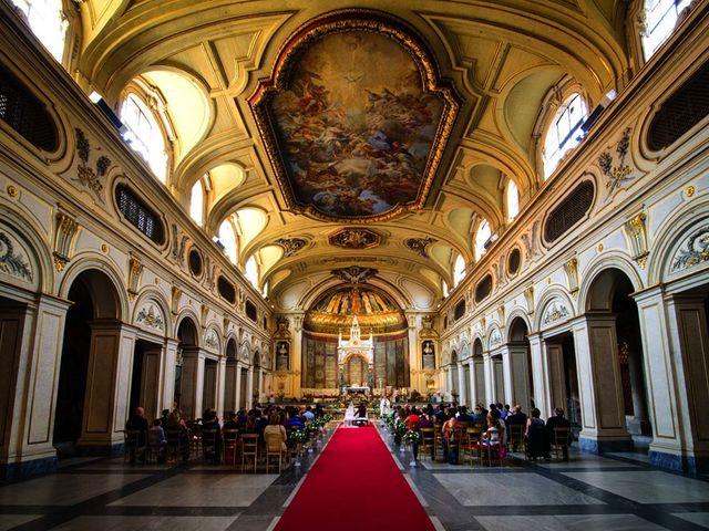 Il matrimonio di Marco e Gloria a Roma, Roma 2