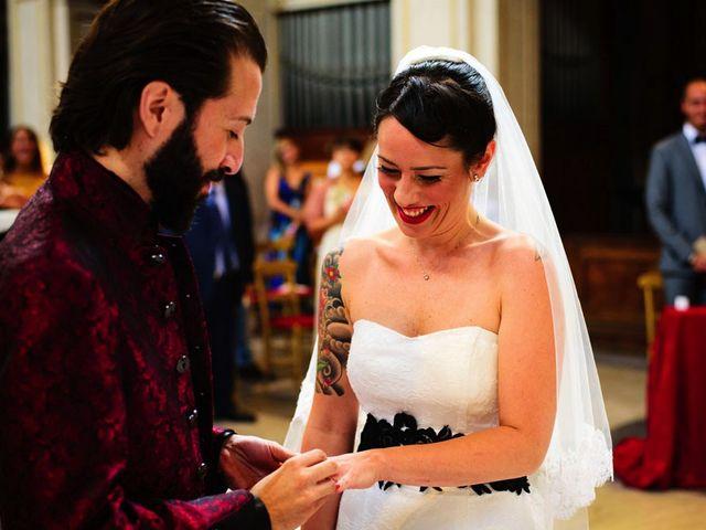 Il matrimonio di Marco e Gloria a Roma, Roma 11