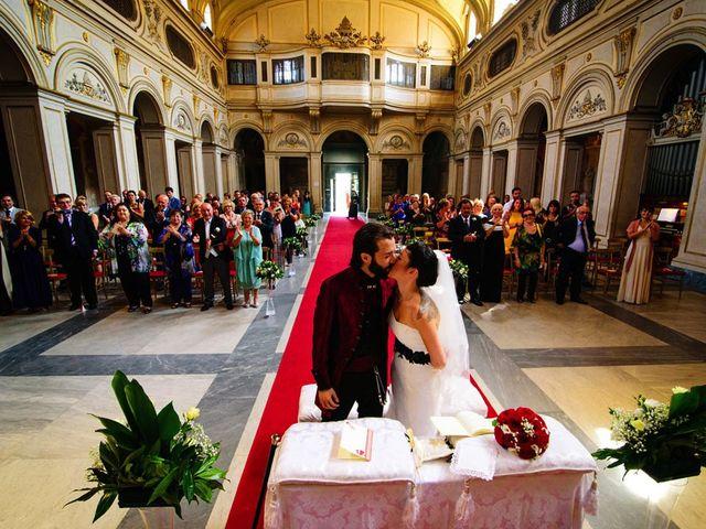 Il matrimonio di Marco e Gloria a Roma, Roma 12