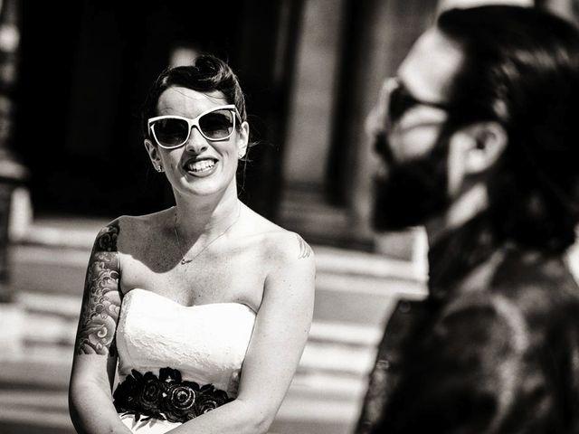 Il matrimonio di Marco e Gloria a Roma, Roma 15