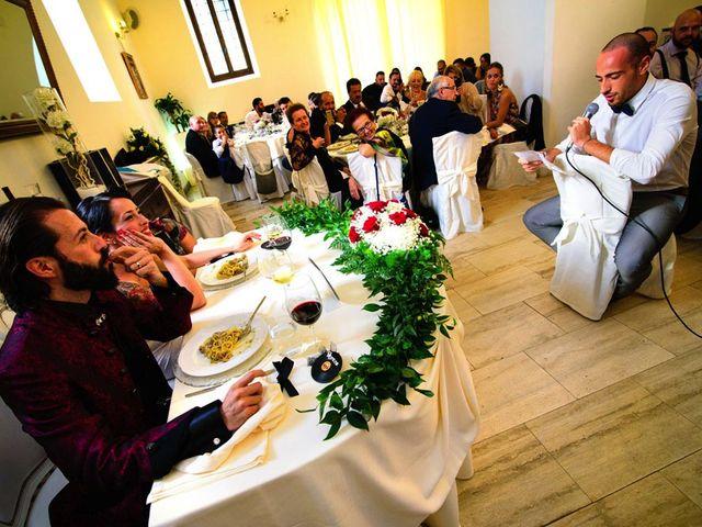 Il matrimonio di Marco e Gloria a Roma, Roma 18