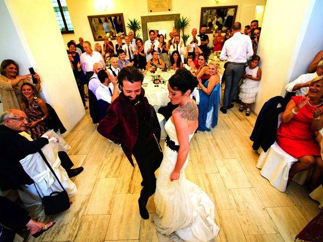 Il matrimonio di Marco e Gloria a Roma, Roma 22