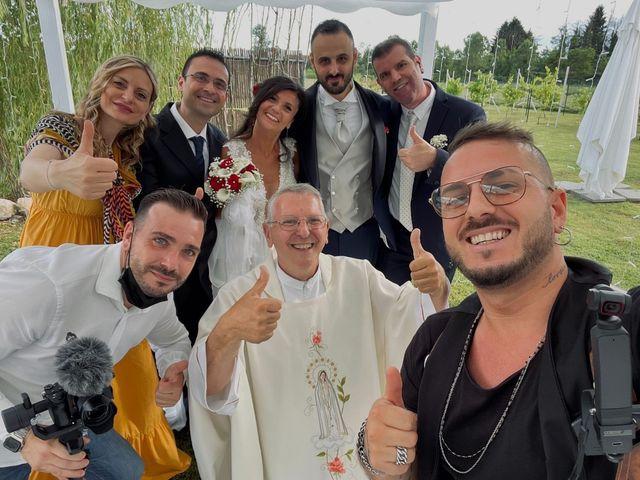 Il matrimonio di Margherita  e Nicola a Senago, Milano 4