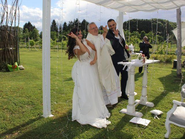 Il matrimonio di Margherita  e Nicola a Senago, Milano 1