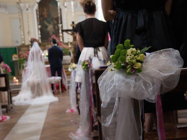 Il matrimonio di Mario e Elisa a Bagnoregio, Viterbo 12