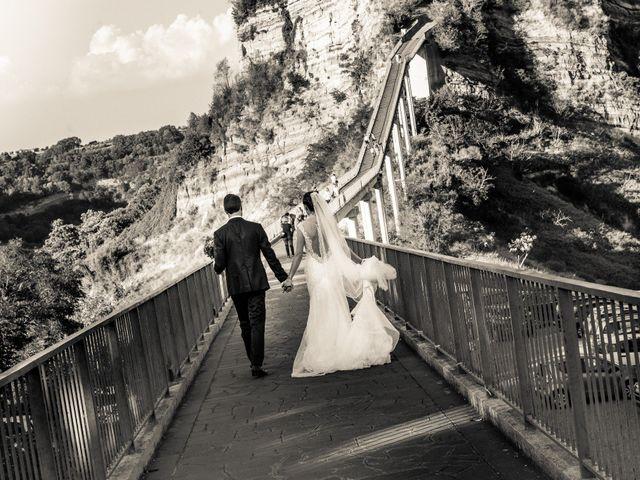 Il matrimonio di Mario e Elisa a Bagnoregio, Viterbo 13