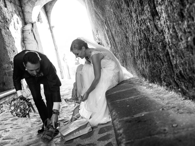 Il matrimonio di Mario e Elisa a Bagnoregio, Viterbo 14