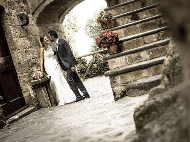 Il matrimonio di Mario e Elisa a Bagnoregio, Viterbo 15