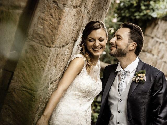 le nozze di Elisa e Mario